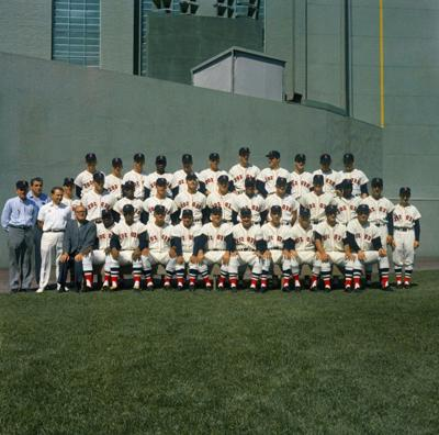 Boston Red Sox Team 1967