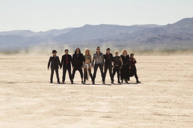 Supernaturalists Cast 2