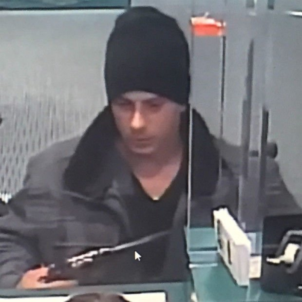 bank robbery action