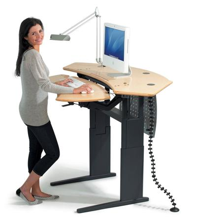 Take Five Benefits Of The Stand Up Desk Stories Thesunchronicle Com