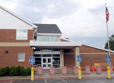 Foxboro public safety building (copy)