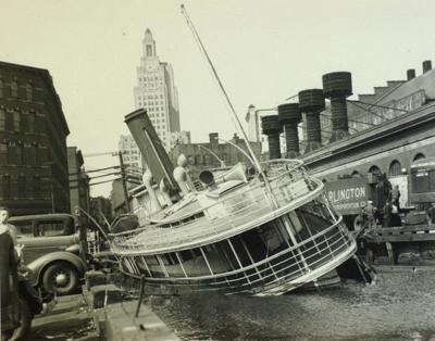 Hurricane of 1938 providence