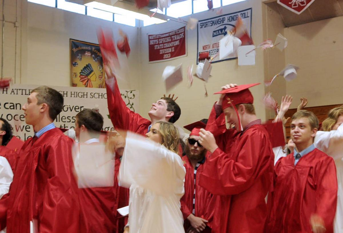 North Attleboro students upset by graduation gown decision   Local ...