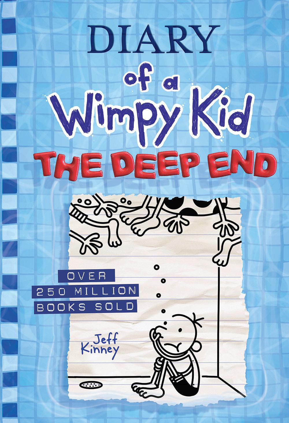 Deep End Kinney Book