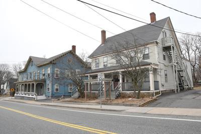 Foxboro Row Houses