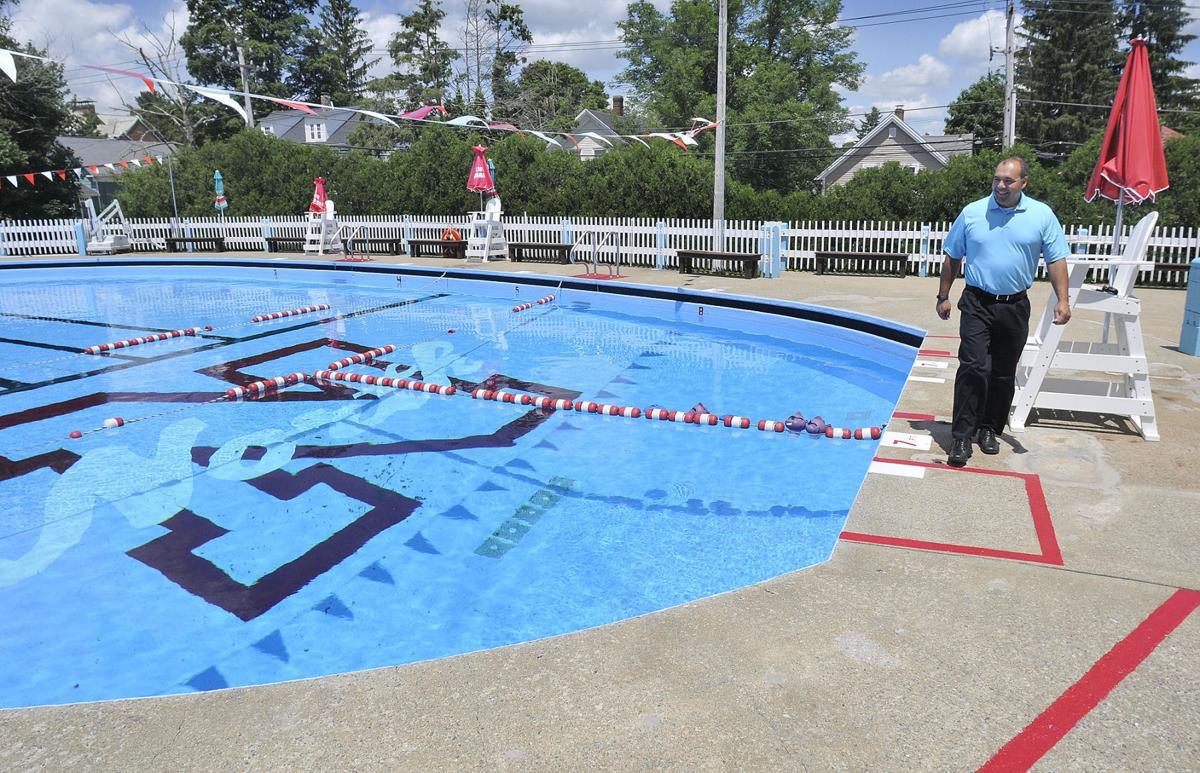 North Attleboro Volunteers Make A Splash In Keeping Town Pool Afloat Local News