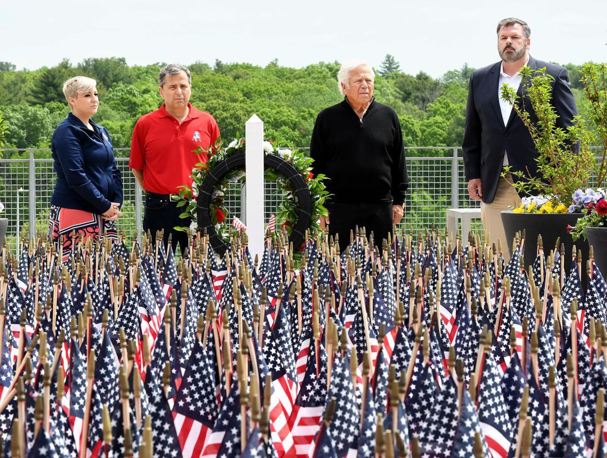 Patriot Place Mem Day Ceremony (copy)