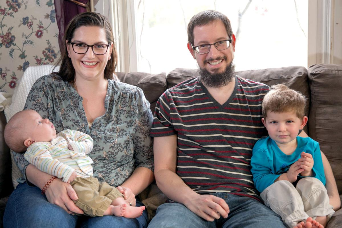 Attleboro family participates in first fetal spina bifida