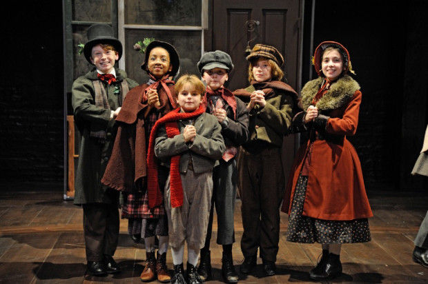 Review Trinity Rep S Latest Christmas Carol Full Of Bold Touches That Pay Off Go Thesunchronicle Com