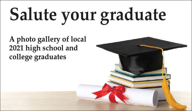 Salute Your Graduate 2021