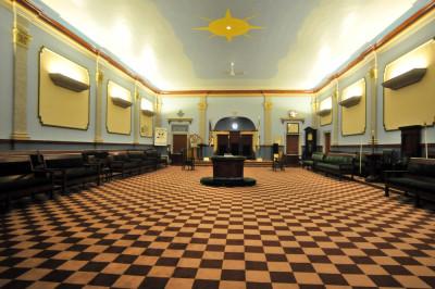 Ezekiel Bates Masonic Lodge GN