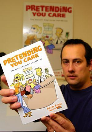 Locally drawn comic strip 'Retail' about to hit retailers nationwide