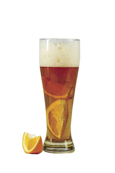 beer glass cutout
