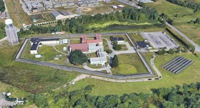 bay state correctional center satellite view