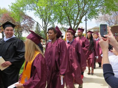 Dean College graduates