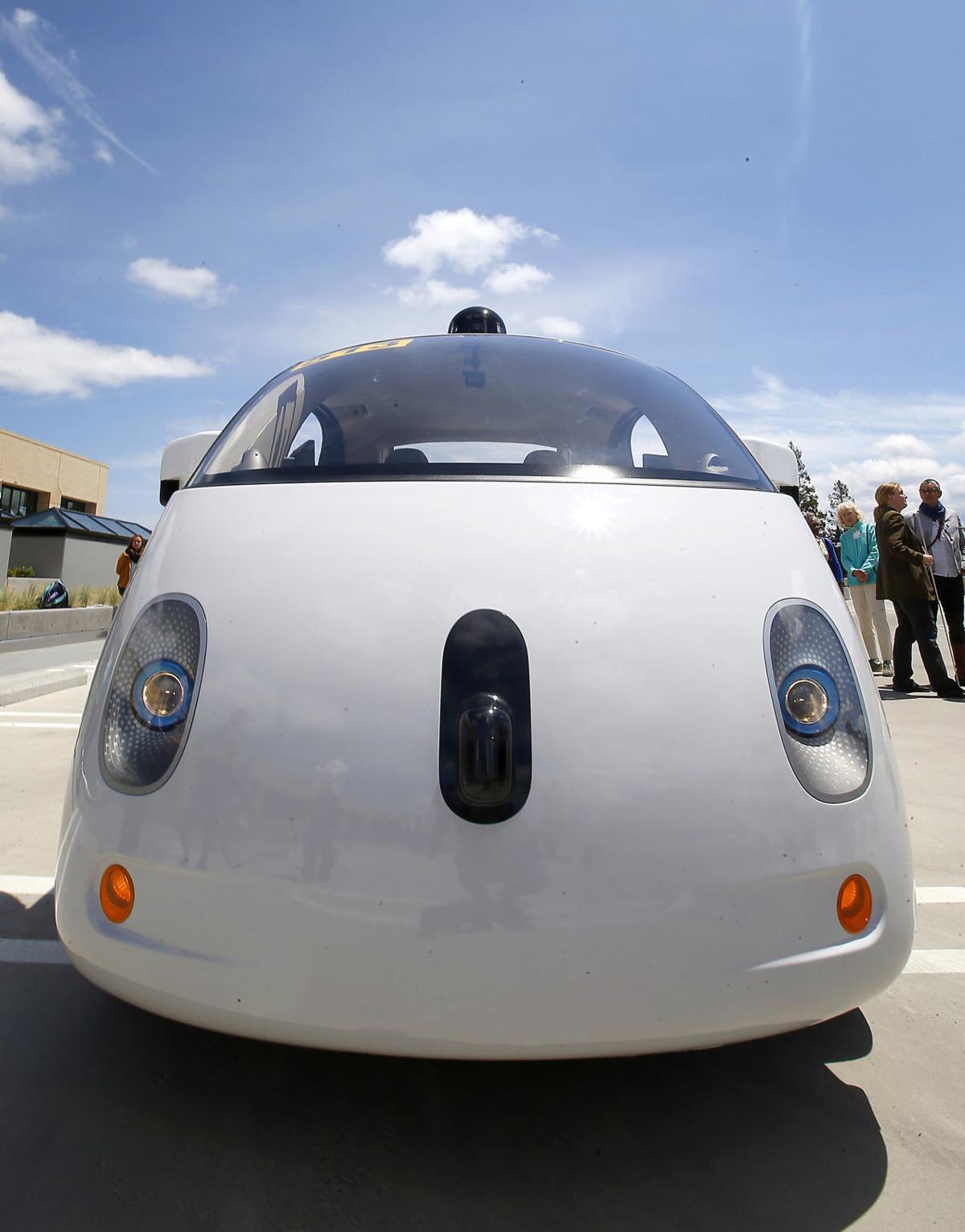 Self-Driving Cars-Google