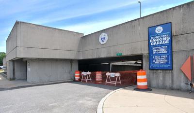 City Parking Garage