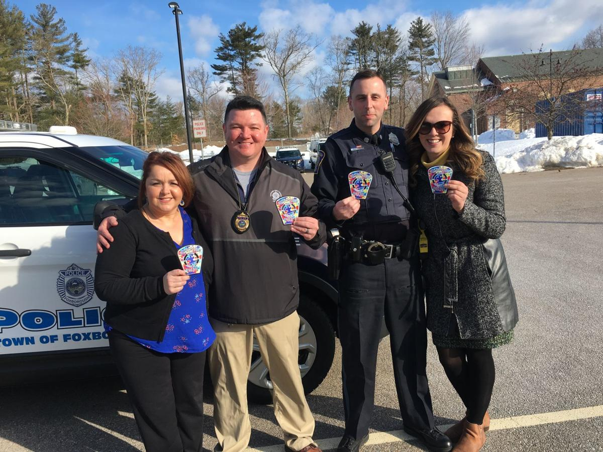 Police department offers autism awareness patch to support