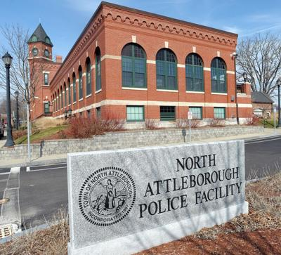 North Attleboro Police Department building file photo