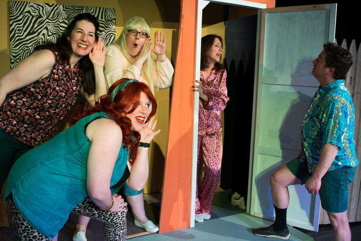 STAGE REVIEW: In Mansfield, MMAS uproariously sends up trailer park on small town life, carnival life, beach life, trailer trash family, family life, bar life,