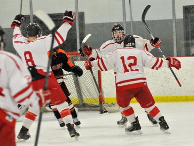 H S Hockey Mcneany Leads North Attleboro Into Tourney On A Roll
