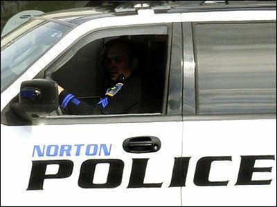 norton police cruiser