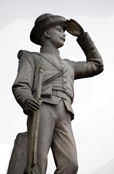 Ole Miss Confederate Monument