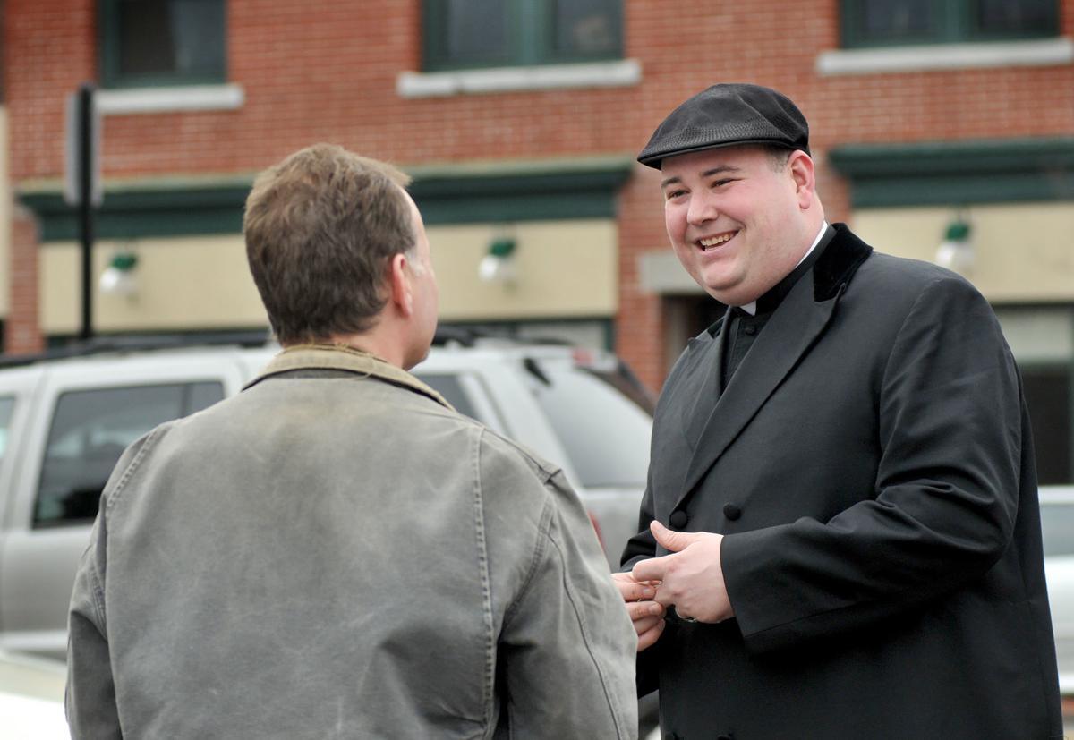 Fr Chris Peschel