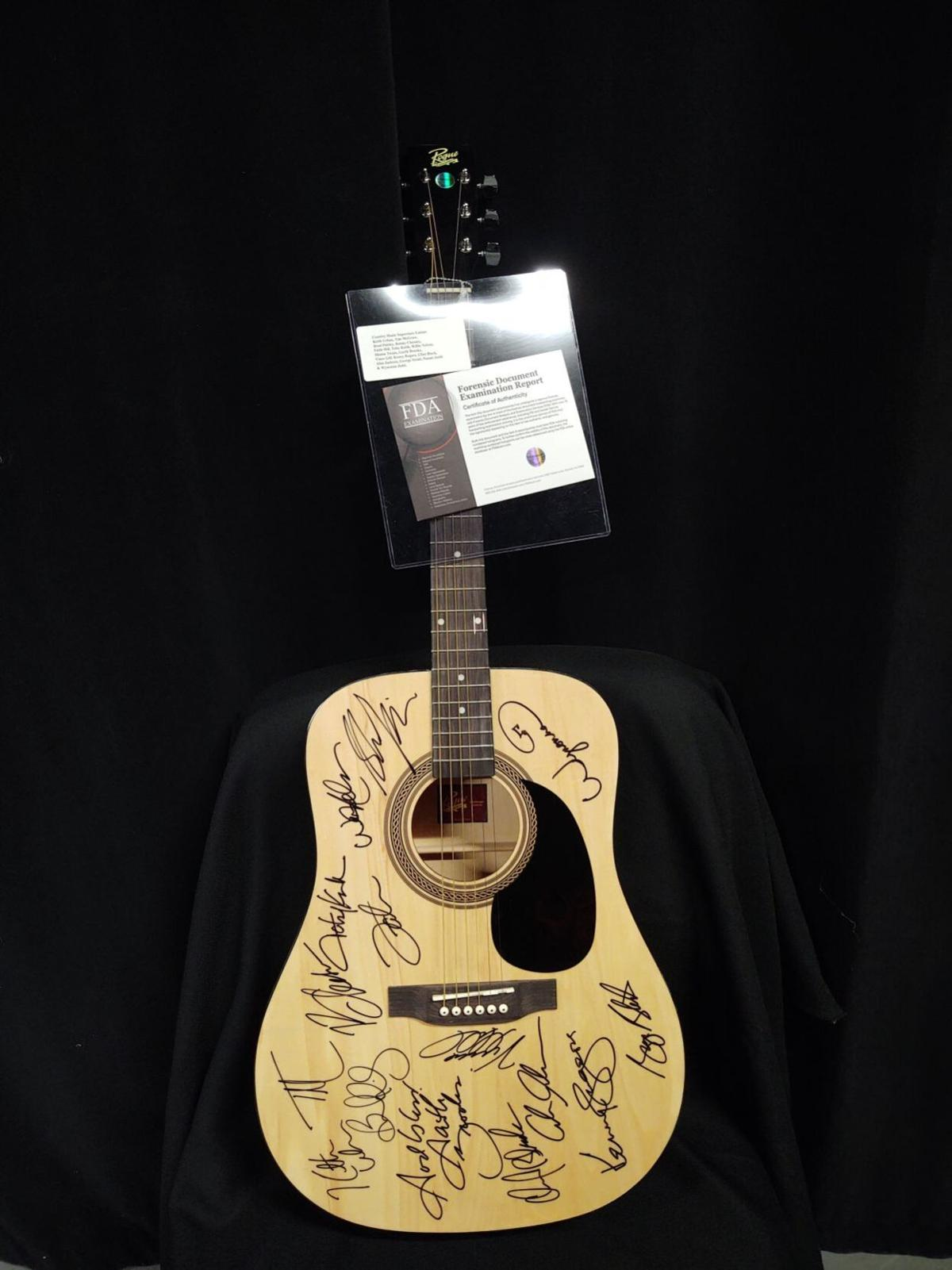 country legends guitar