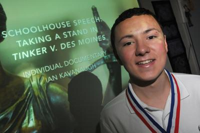 Mansfield student's documentary wins national contest