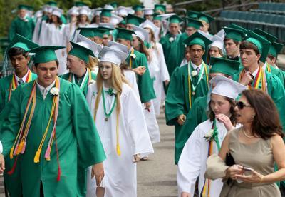Mansfield Graduation