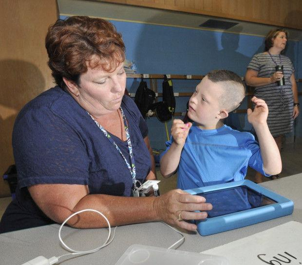 Technology helps level playing field for special ed students
