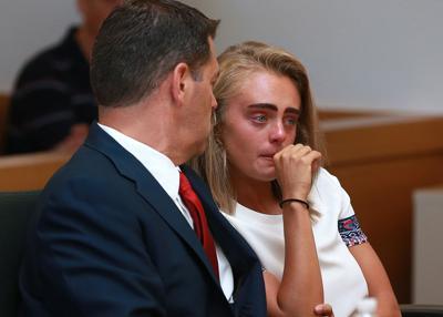 Michelle Carter Sentencing