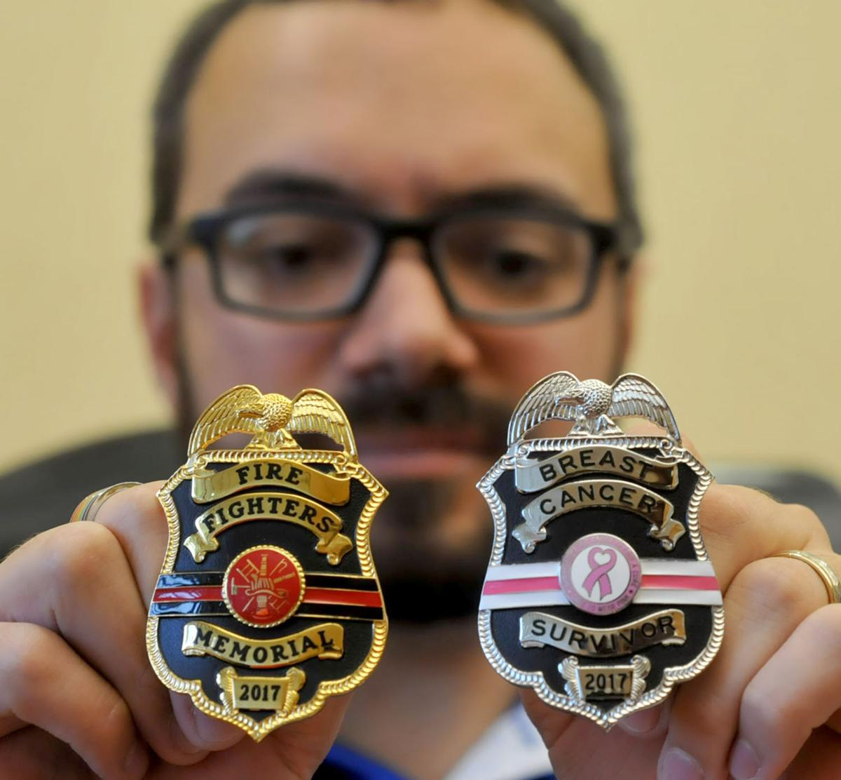 North Attleboro company creates memorial badges for fallen