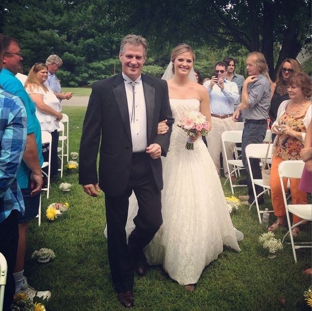 North Norfolk Stories: Ayla Brown Weds In Nashville