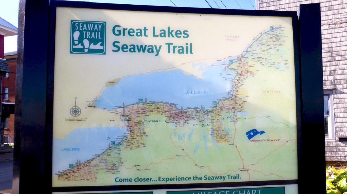 A taste of the Finger Lakes and 1000 Islands: The colors and ... on growler lake ontario map, county ny snowmobile trail map, thousand island activities, thousand island restaurants, thousand island lake trail map,