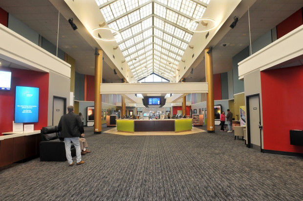 Showcase Cinemas In North Attleboro Revamped Including
