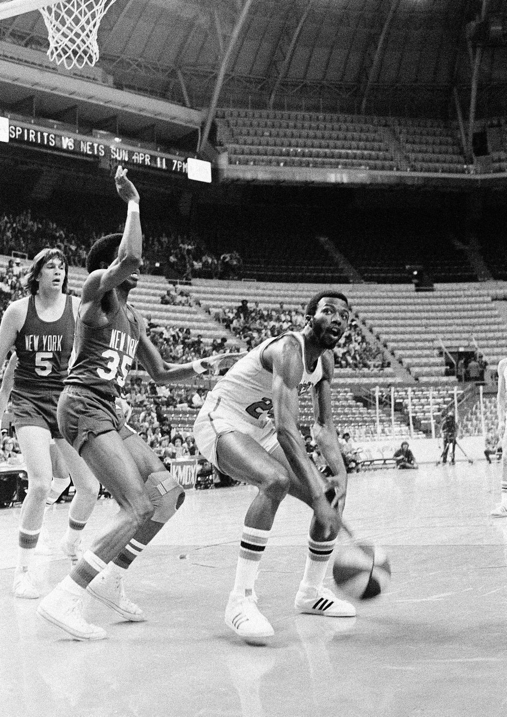 Former Providence College basketball star Marvin Barnes s at 62