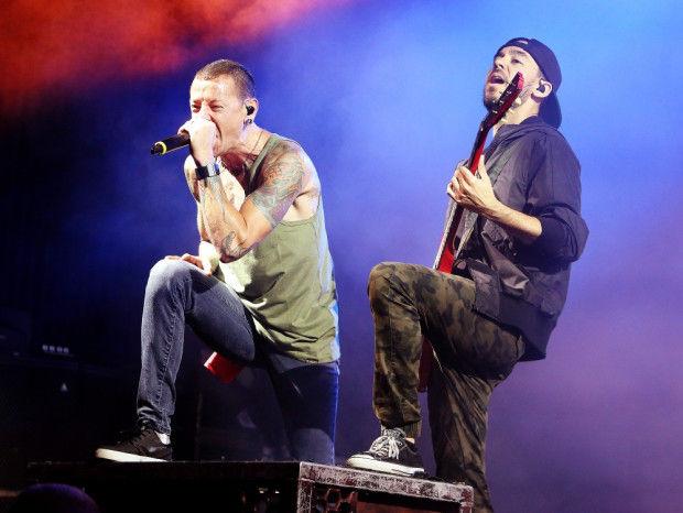 Linkin Park in concert - Camden,