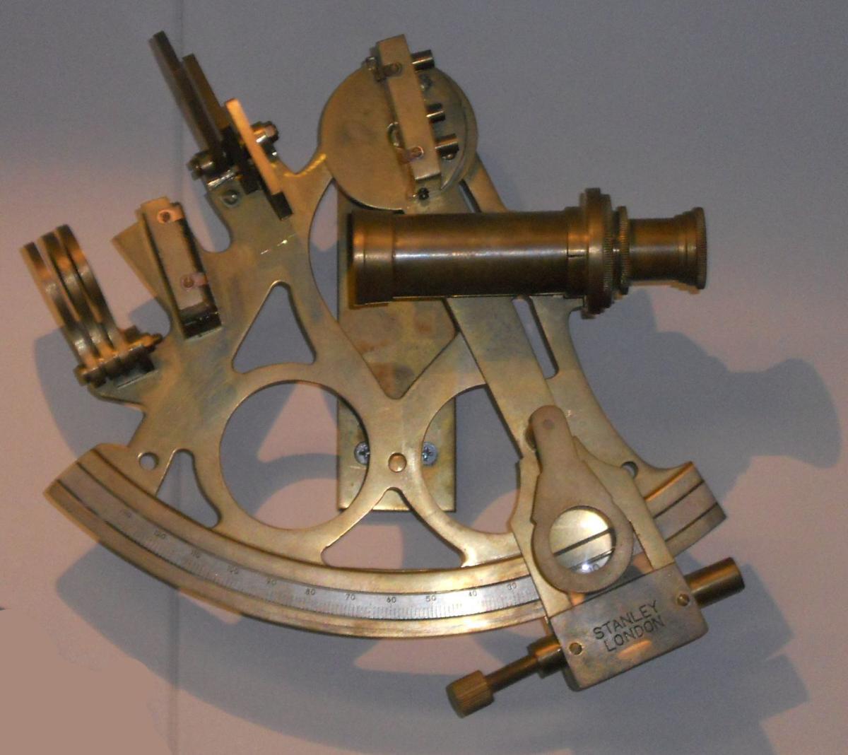 Big Read sextant