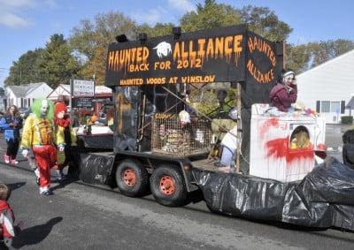 Norton Halloween Parade 2020 Get into Halloween spirit | Norton | thesunchronicle.com