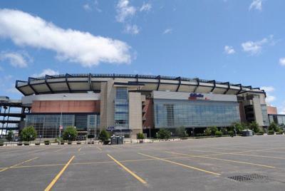 Gillette Stadium Exteriors