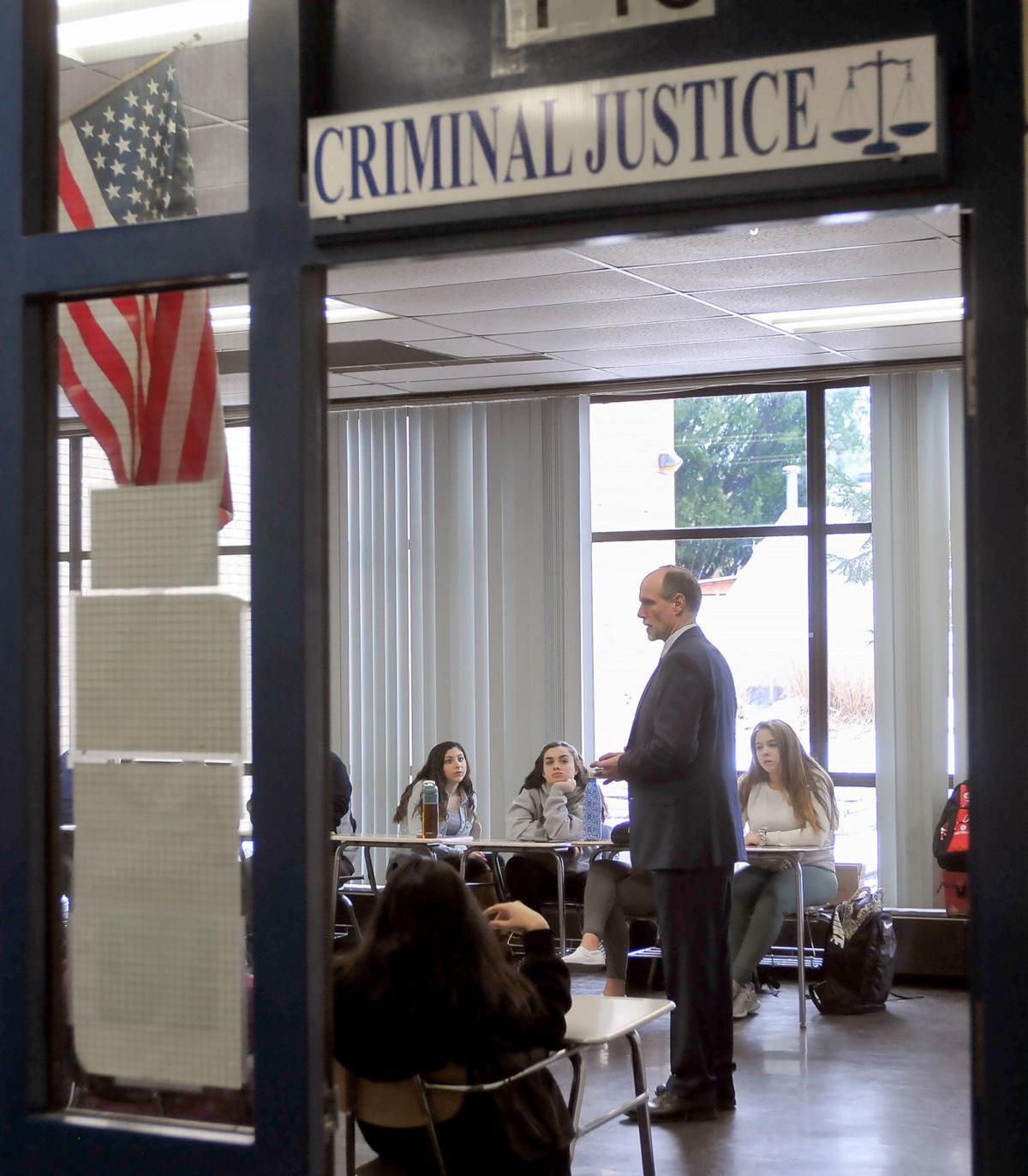 Judge O'Shea Visit