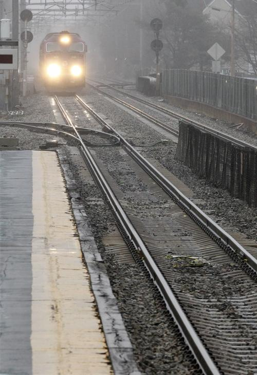 On the rails: Experts say the MBTA Commuter Rail is getting better