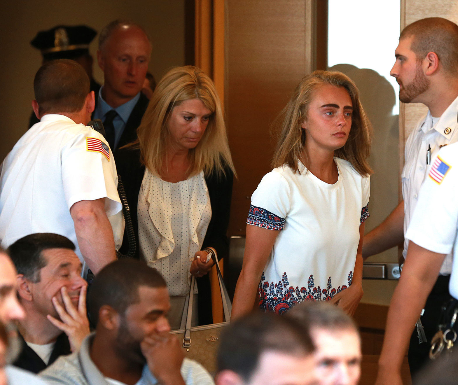 WATCH Michelle Carter Sentencing In Teen Text Killer Case