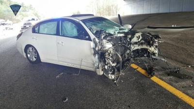 Mansfield crash stalls traffic | Local News | thesunchronicle com
