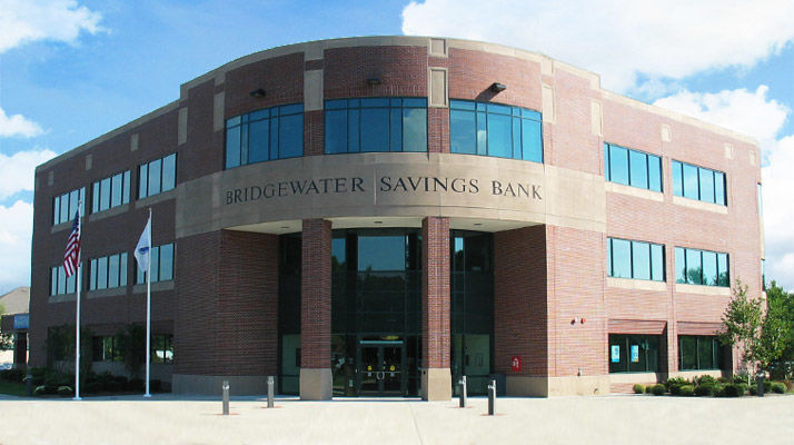 bridgewater savings bank in raynham