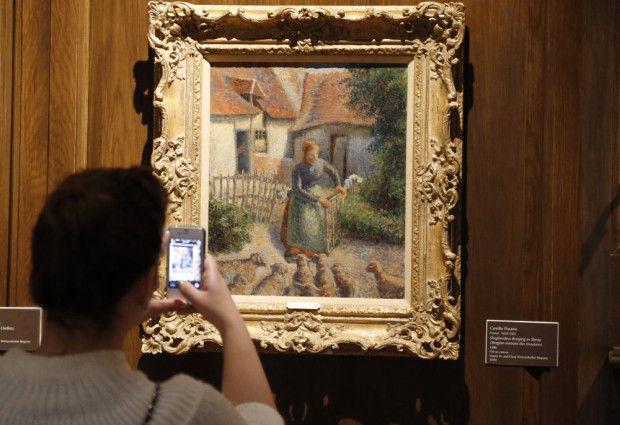 Stolen Nazi Artwork Settlement