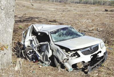 Single vehicle accident claims life of Ivor man