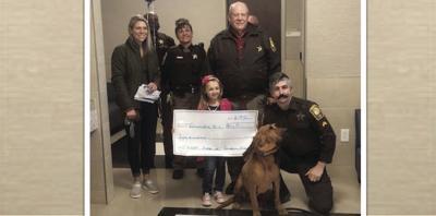 Dinwiddie girl celebrates sixth birthday with six good deeds for community